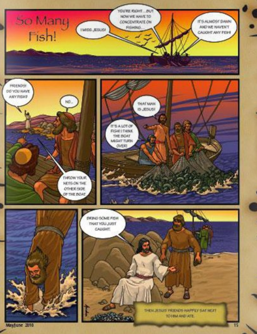 My Best Friends christian magazine for kids with Bible Story