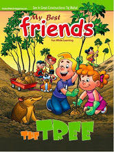 My Best Friends Magazine - Christian magazine for kids