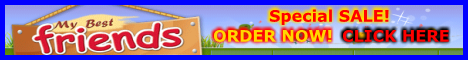 kids christian magazine order for My Best Friends sale banner
