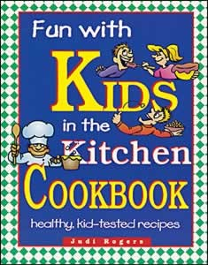 Christian cookbook - Fun with Kids in the Kitchen