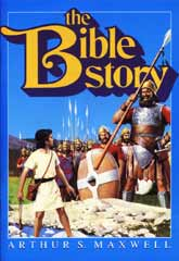 Bible Story minibook for kids