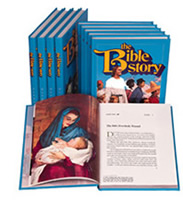The Bible Story - Christian Bible Story set for the children