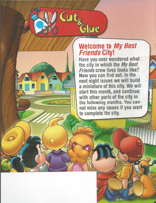 my best friends christian magazine for kids cut and glue activity welcome page - edited