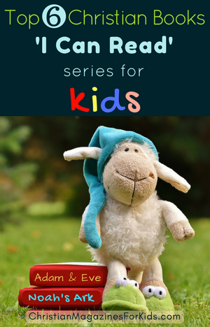 Best Christian Books Series for Kids